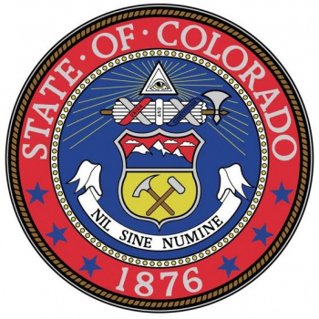 CO state seal