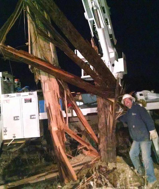 storm repair